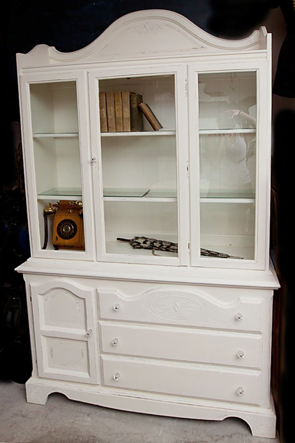 32 Best Images About Old China Cabinets On Pinterest El