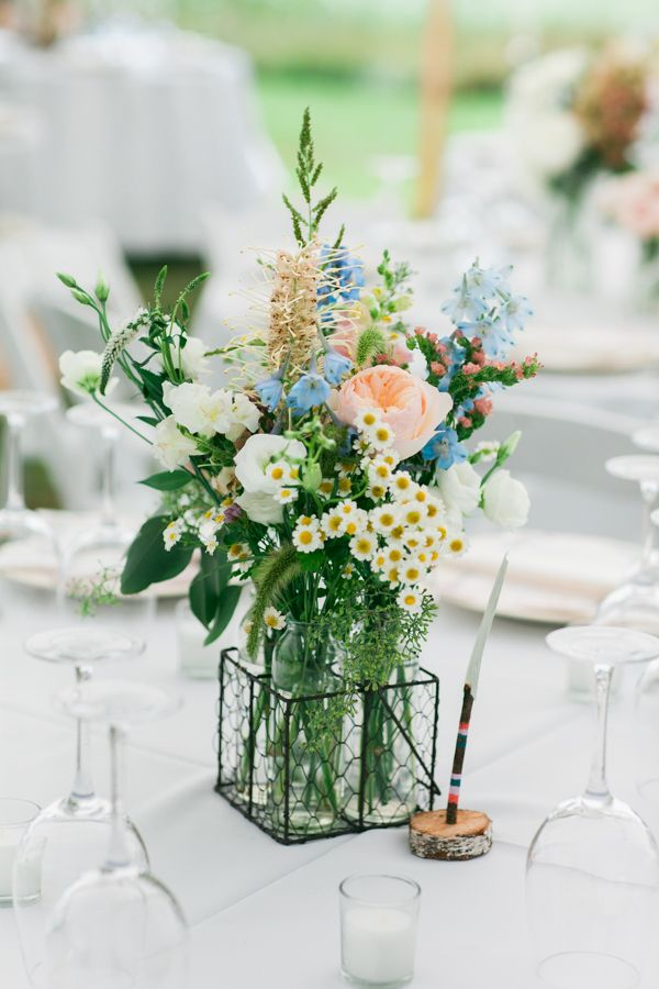 Best 25 Wildflower Centerpieces Ideas On Pinterest Jam