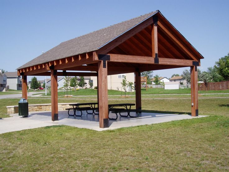 Picnic Shelter Plans Winwood Park City Of Gardner Kansas I Lived Five Minutes From There