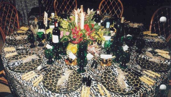 17 Best images about Cheetah Themed Party~ Bridal Shower ...