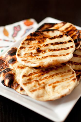 Naan bread recipe…definitely gonna try this! Love the naan they sell at the grocery store but fresh has