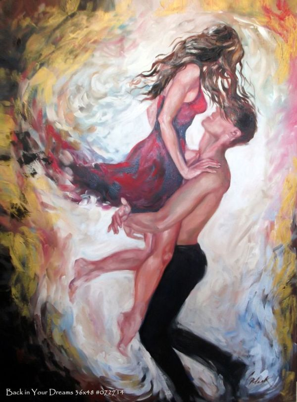 Back In Your Arms 36x48 | COLLEEN BLACK | Pinterest ...