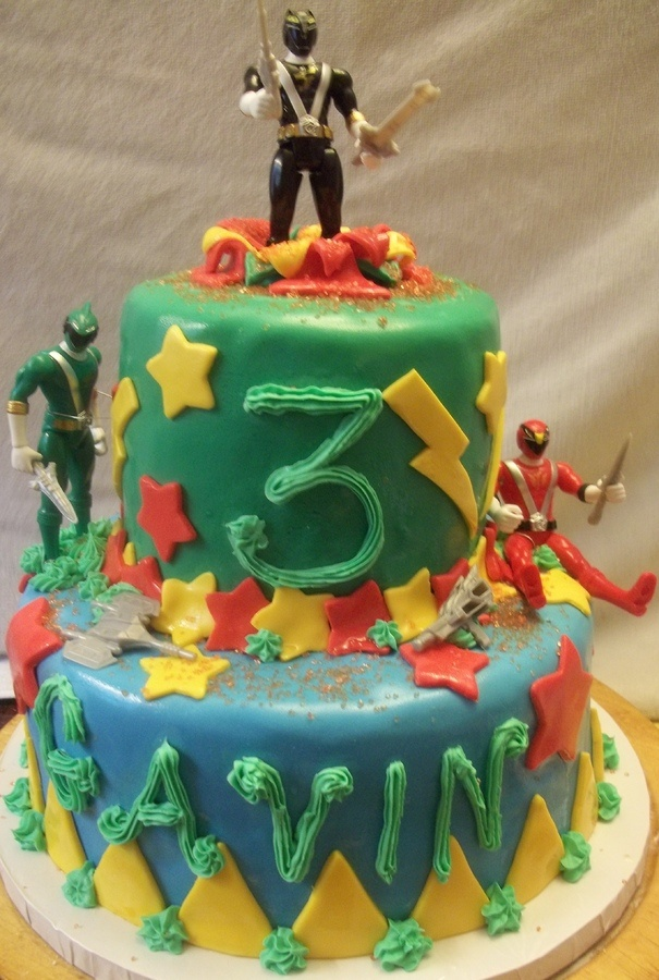 1000 Images About Power Ranger Birthday Ideas On