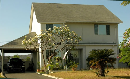 Evans Point Neighborhood: 2 Story Home