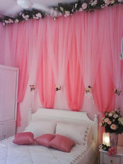 Decorating Ideas Home Wedding Reception