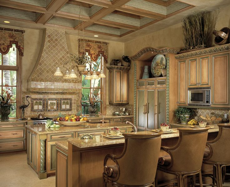 Luxury Kitchen Living Rooms