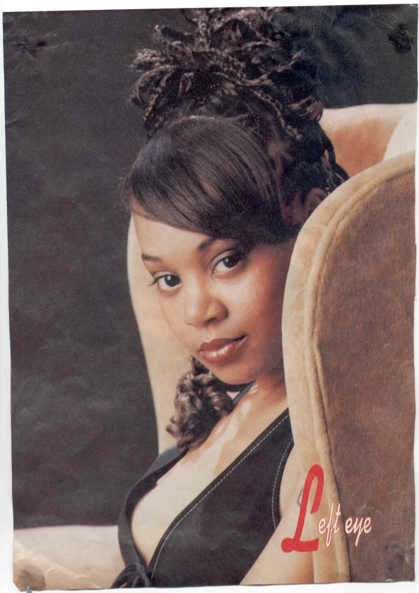 72 best images about Lisa lopes on Pinterest | Stage name ...