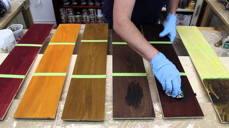 ... propos de teinture pour bois sur Pinterest | Teindre bois, Fils et Ps