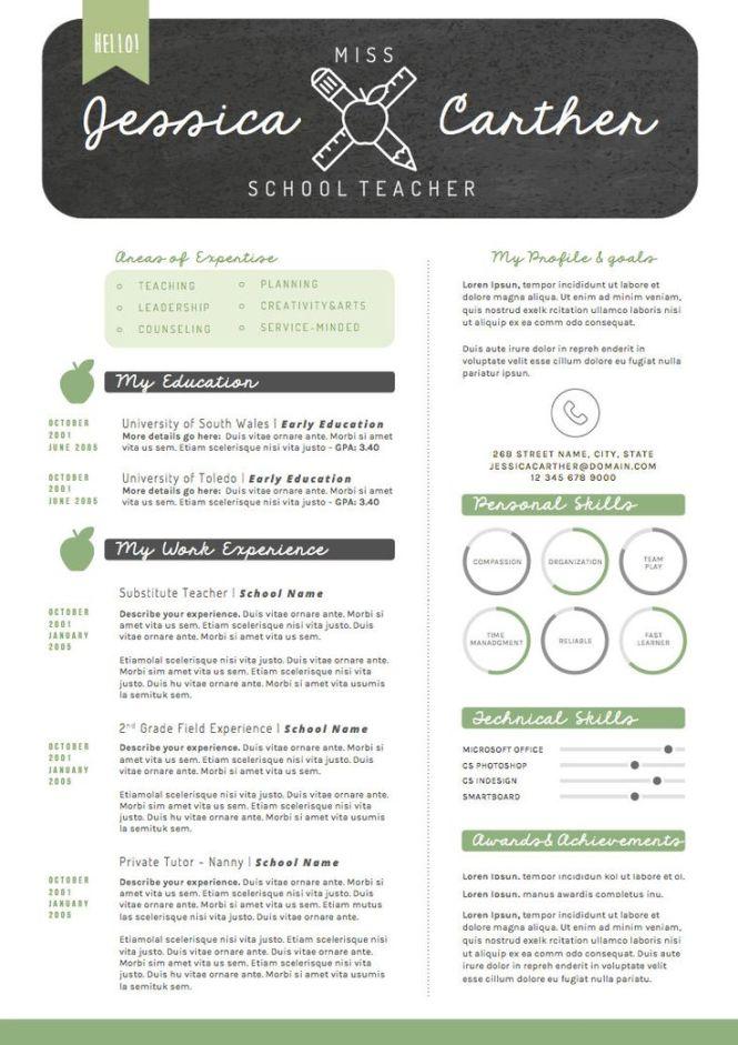 Free teaching resume templates resume sample teachers resume template word teacher format doc free cv yelopaper Gallery