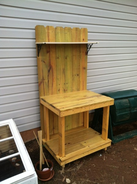 pinterest garden bench ideas 70 best images about potting benches on Pinterest