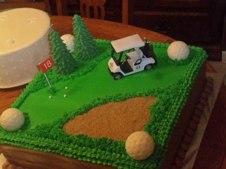 25 Best Ideas About Golf Themed Cakes On Pinterest Golf
