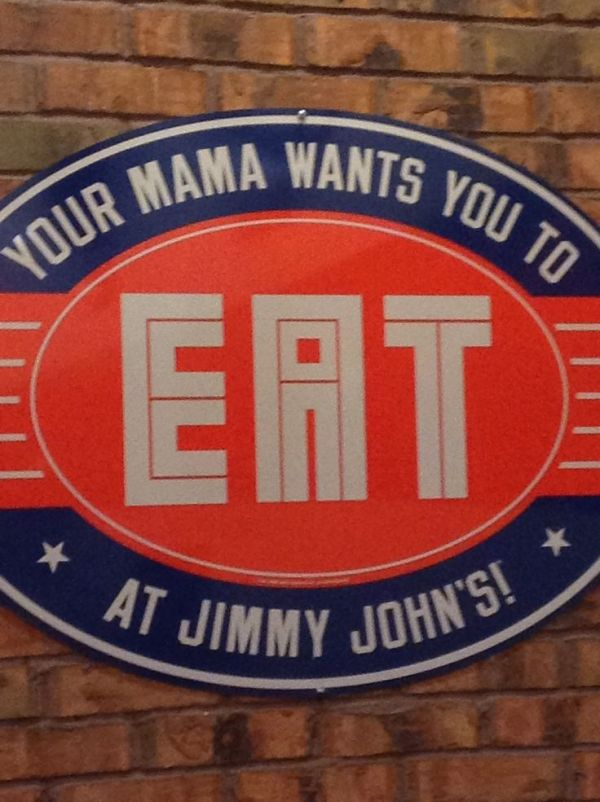 17 Best images about Jimmy Johns = Yummy on Pinterest ...