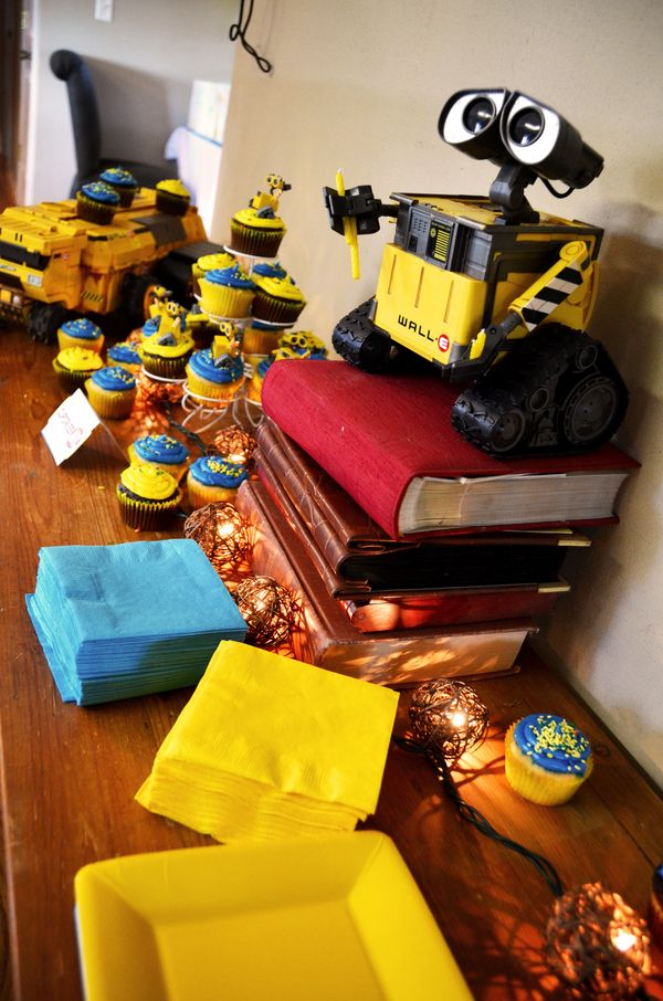 17 best images about wall e birthday party ideas on wall e id=67968