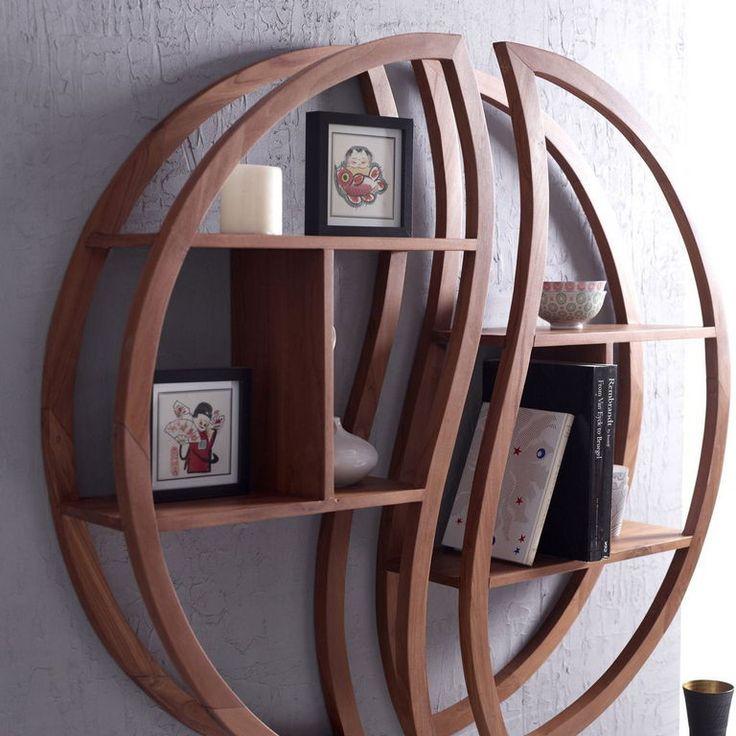 circular wall shelf s h e l v i n g pinterest on shelves for wall id=85349