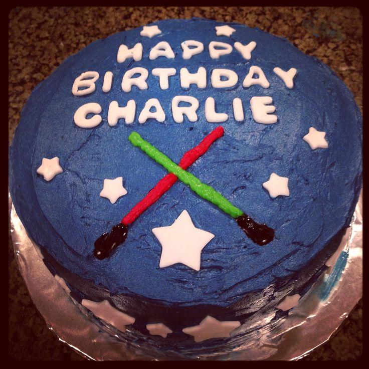 Best 20 Star Wars Birthday Cake Ideas On Pinterest Star