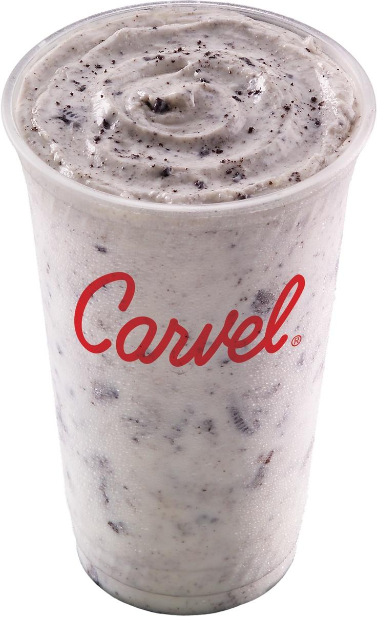 Cookie And Cream Carvelanche Carvel Carvel Carvelanches