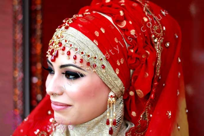 142 Best Images About Dulhan (Hijab) On Pinterest