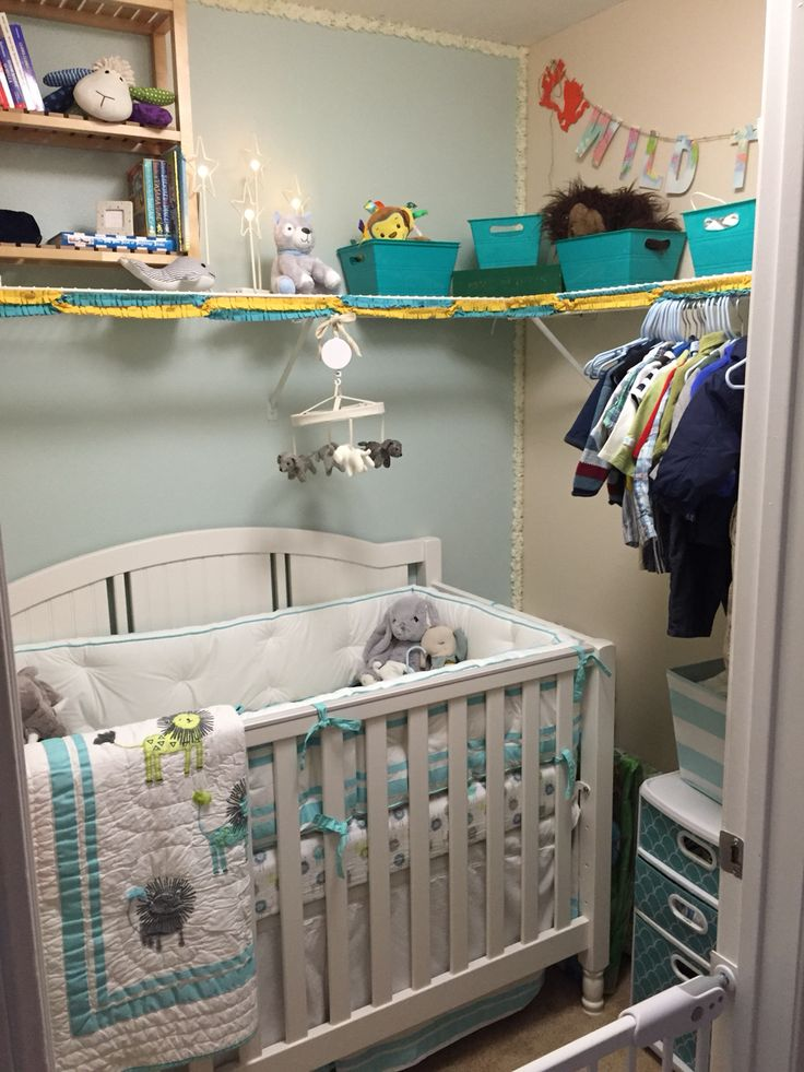 We Turned A Master Closet Into A Nursery Finished Baby