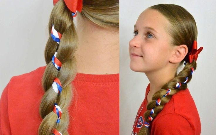 Cute 4th Of July Hairstyles For Long Hair