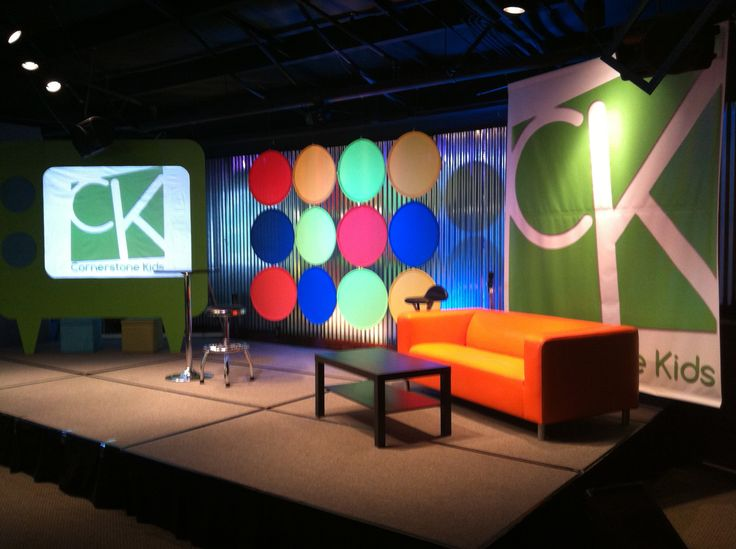 25+ Best Ideas About Kids Church Stage On Pinterest