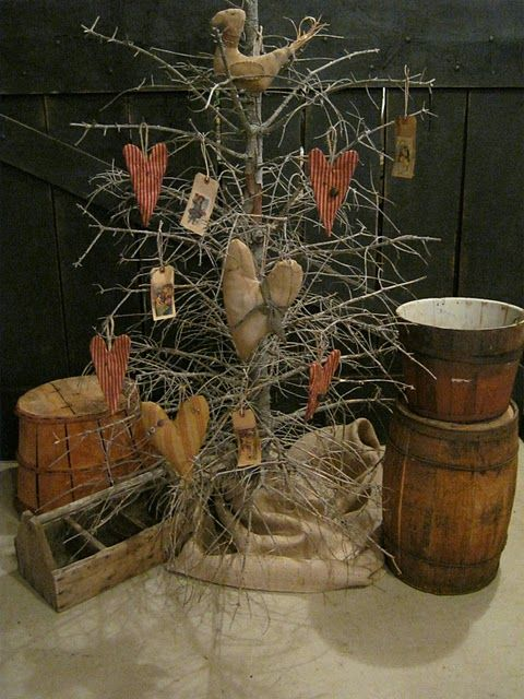 1000 Images About A Primitive Country Christmas On