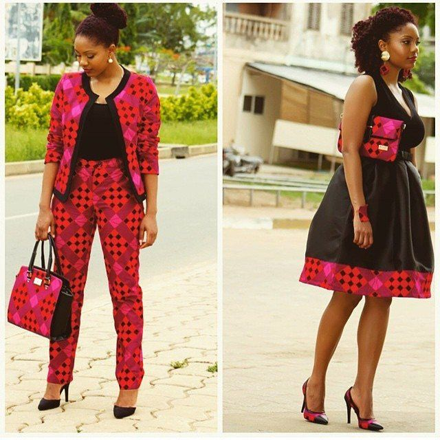 2090 Best Images About Modern African Fashion On Pinterest