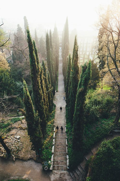 Places to go – the gardens of Verona, Italy