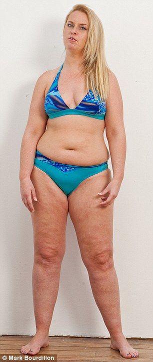 Josie Gibson's pre-diet bikini | Diet and Bikinis