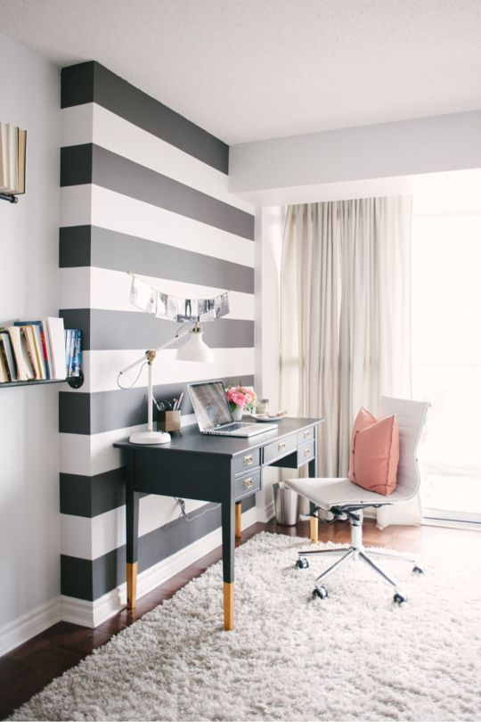 Home Office Ideas: How To Create a Stylish & Functional Workspace | Apartment Therapy: