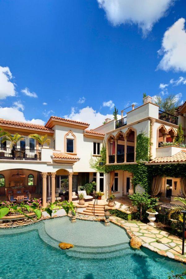 Best 25+ Luxury mediterranean homes ideas on Pinterest ...