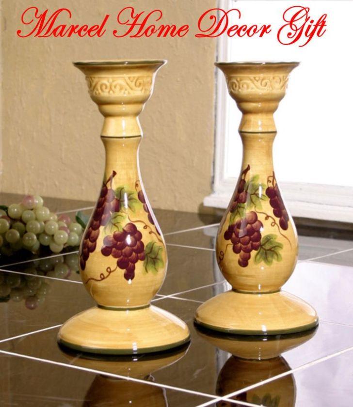 Best Grape Kitchen Decor Runners Wine