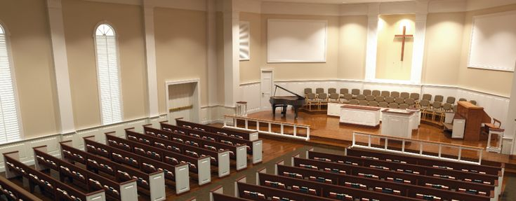 church renovations remodeling sanctuary pew on interior color design ideas id=83236