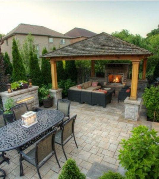 outdoor pergola gazebo patio ideas Gazebo Ideas for Backyard | Backyard gazebo and Pergola ideas