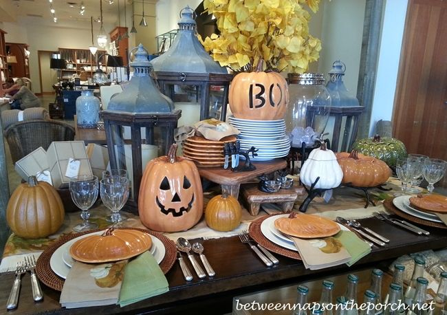 107 Best Images About BNOTP: Fall Table Settings