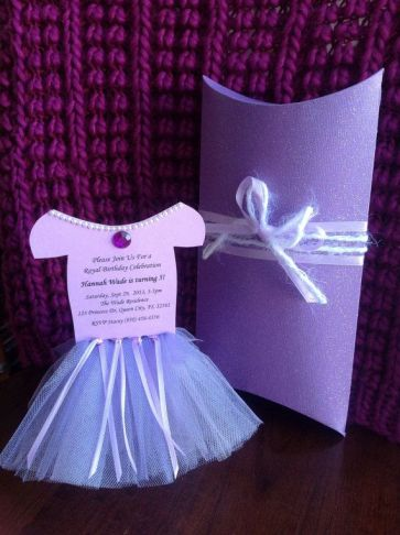 Princess Sofia the First Invitation Set With by ThePolkaDottedRoom