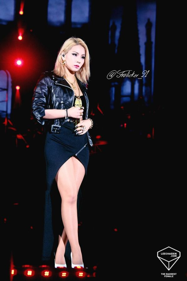 CL is beyond beautiful at AIA Real Life: NOW Festival 2014 ...