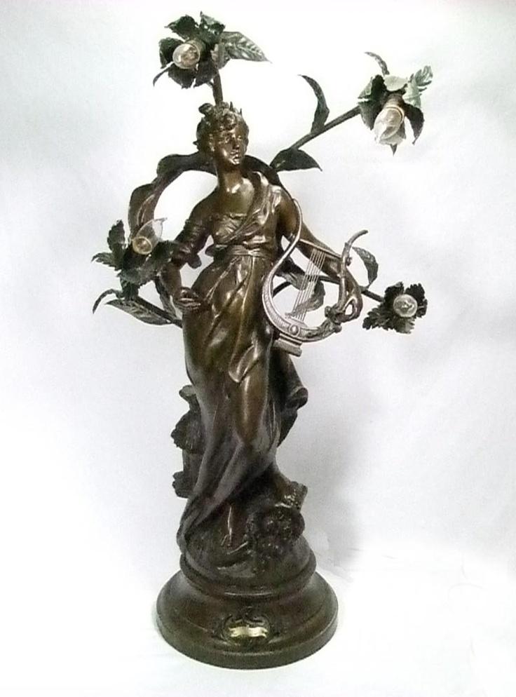 17 Bsta Bilderna Om Bronze Sculpture Louis Moreau P