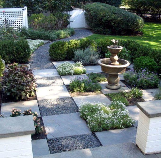 25 most beautiful diy garden path ideas gardens on classy backyard design ideas may be you never think id=73109
