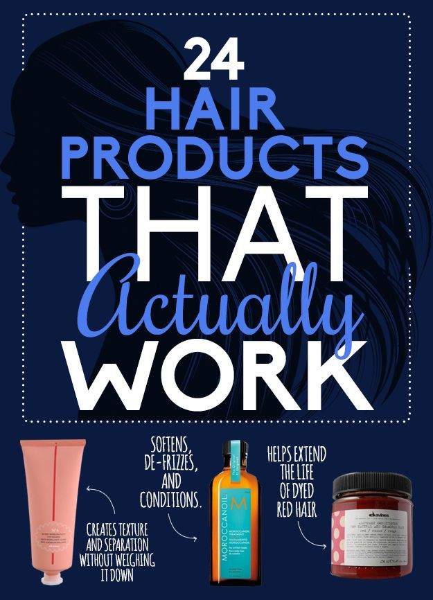 24 Hair Products That Actually Work I actually use the pins, the last one works great, but sometimes for my thick hair wish i had