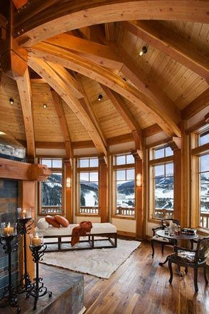 17 Best Images About Interior Photos Of Timber Frames On