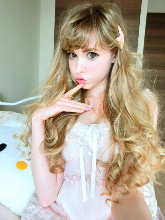 Image Result For Pin Up Hairstyle Long Hair