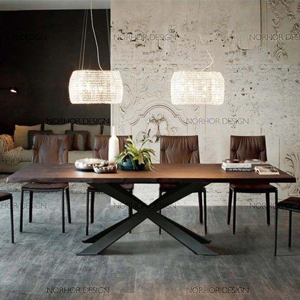 American Vintage Wood Dining Tables Wrought Iron Table To Do The Old Long Table Conference