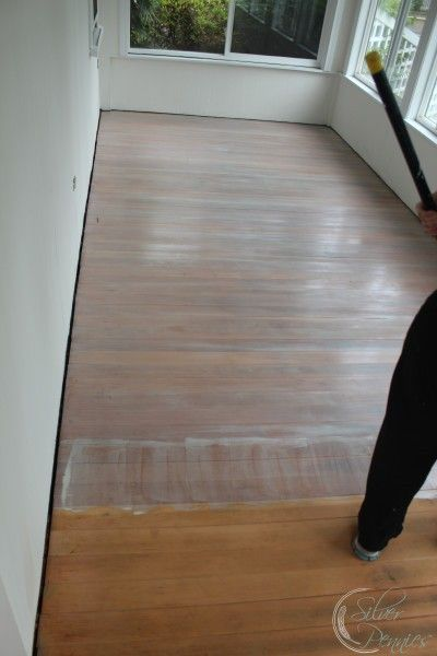 How To Create A Driftwood Floor Stains Benjamin Moore And Gray