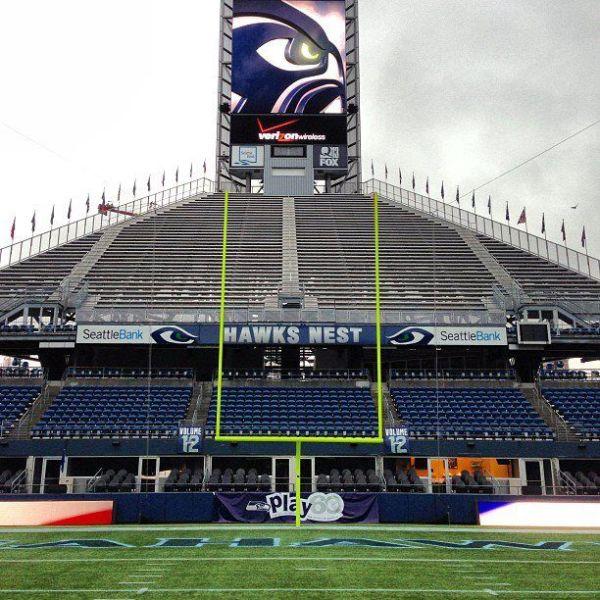 Hawks Nest!   Seattle Seahawks   Pinterest   Hawks and Nests