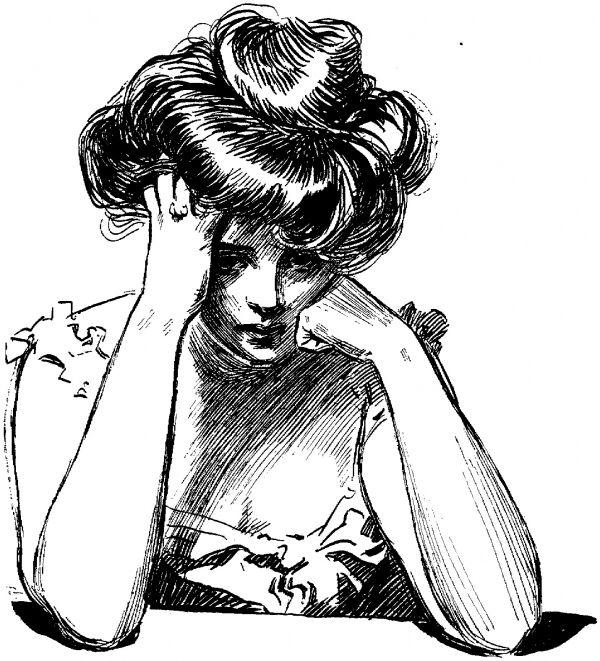Gibson Girl Charles Dana Gibson Art Pinterest Girls