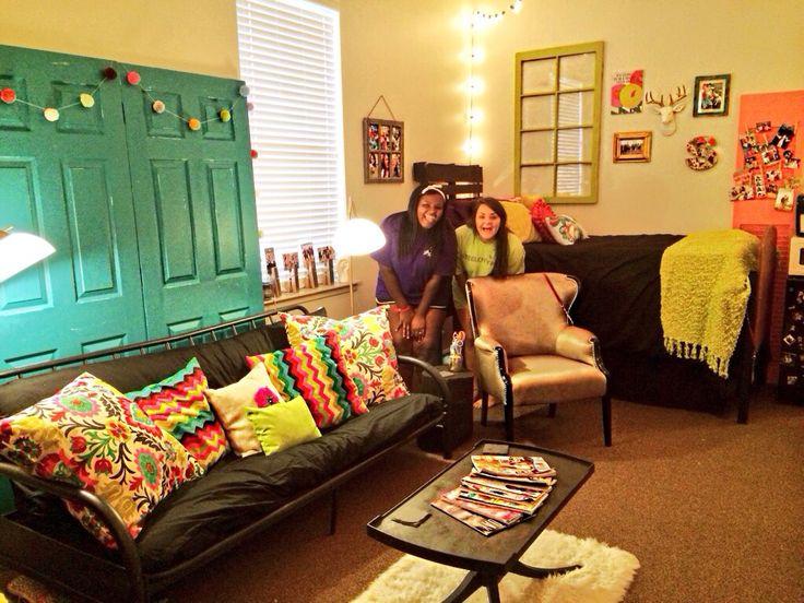 Abilene Christian University Barret Dorm Room When I M