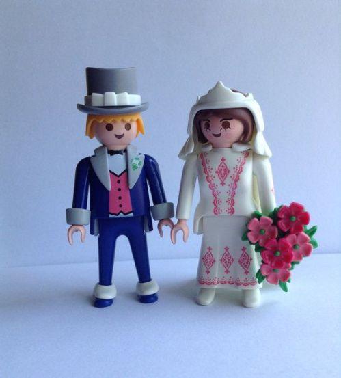 29 Wedding Cakes With Vintage Vibes: Bodas Con Inspiración En Lego