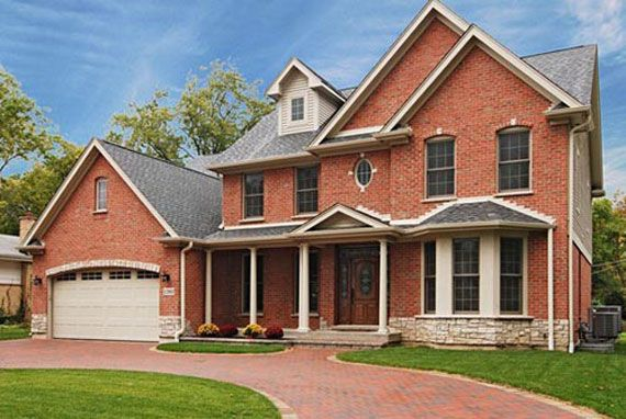 Peaceful House Design With