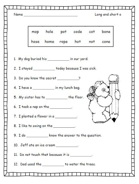 Image Result For Worksheet English Grammar Grade 3