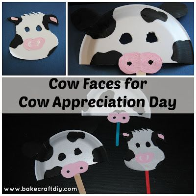 Cow Masks Great For Chick Fil As Cow Appreciation Day